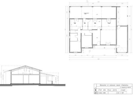Dossier permis de construire maison individuelle for Dossier permis de construire